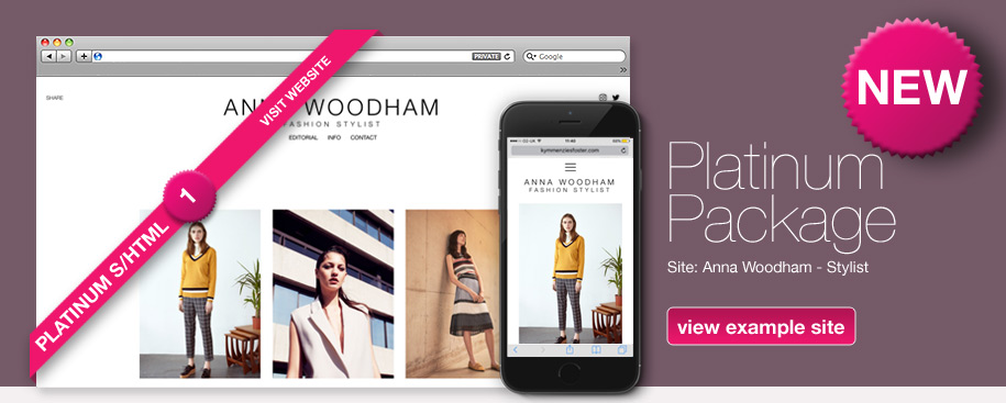 Anna Woodham Platinum Package