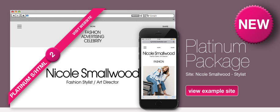 Nicole Smallwood Platinum Package
